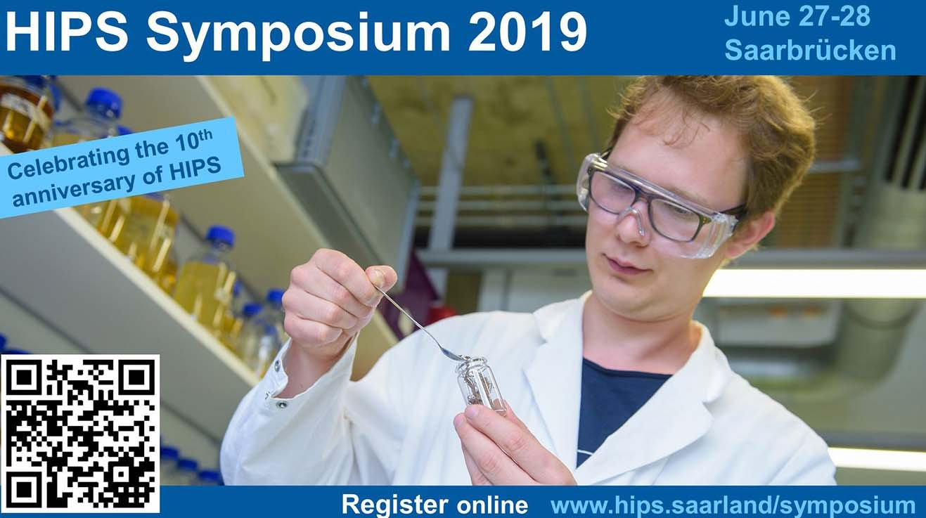 HIPS Symposium 2019 – celebrating the 10th anniversary of HIPS ©HIPS