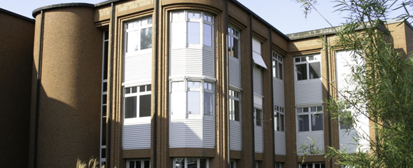 Twincore Hannover: exterior view